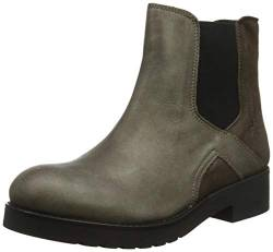 FLY London Damen BOGE488FLY Chelsea Boots, Grau 002, 37 EU von FLY London