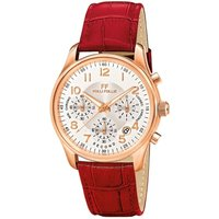 Folli Follie Timeless Damenchronograph in Rot 6010.1510 von Folli Follie