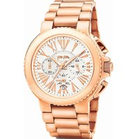 Folli Follie Watchalicious Damenchronograph in Rosa 6010.1044 von Folli Follie