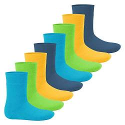 Footstar! Kinder - Everyday! Thermo Socken 8er - Trend 23-26 von Footstar