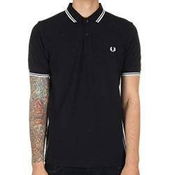 Fred Perry Herren M3600-238-xl Poloshirt, Blau (Navy 238), X-Large von Fred Perry