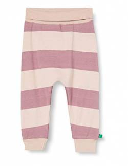 Fred's World by Green Cotton Baby-Girls Stripe Pants, Shadow, 74 von Fred's World by Green Cotton