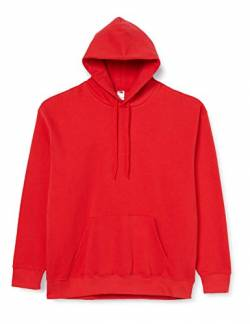 Fruit Of The Loom Herren Kapuzen Pullover Premium 70/30 (L) (Rot) von Fruit of the Loom