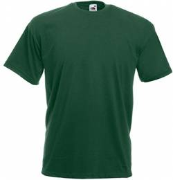Fruit Of The Loom Herren Kurzarm T-Shirt XL / 107-112cm Brust,Flasche von Fruit of the Loom