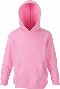 Fruit of The Loom Classic Hooded Sweat Kids von Fruit of the Loom
