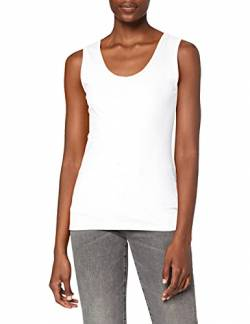 Fruit of the Loom Damen Tank Top Valueweight Vest Lady-Fit 61-376-0 White XL von Fruit of the Loom