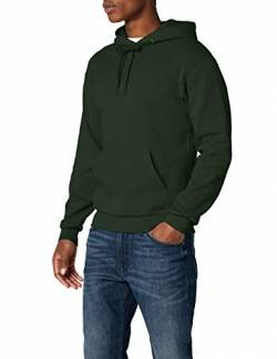 Fruit of the Loom Herren Kapuzenpullover, Grün (Bottle Green), Large von Fruit of the Loom