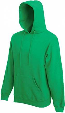 Fruit of the Loom Hooded Sweat Maigrün - XL von Fruit of the Loom