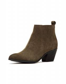 Frye and Co. Damen Jacy Chelsea Stiefel, Grn (Fatigue), 36 EU von Frye and Co.