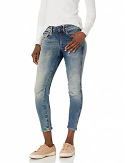 G-STAR RAW Damen Arc 3D Mid Waist Skinny Jeans, Medium Aged (071), 29W / 32L von G-STAR RAW