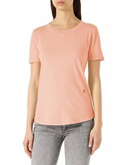 G-STAR RAW Damen Mysid Recycle Dye Optic Slim T-Shirt, Rosa (Pink Orchid B059-B215), X-Small (Herstellergröße: XS) von G-STAR RAW