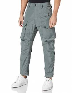 G-STAR RAW Mens Jungle Relaxed Tapered Cargo Pants, lt Building C655-8166, 29W / 32L von G-STAR RAW