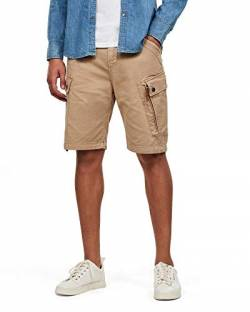 G-STAR RAW Mens Roxic Shorts, Sahara gd C096-B680, 30W von G-STAR RAW