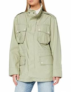 G-STAR RAW Womens Field Jacket, Grege Green A790-3767, M von G-STAR RAW