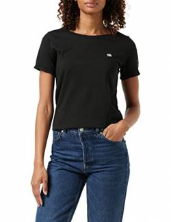 G-STAR RAW Womens Mysid Optic Slim T-Shirt, dk Black C506-6484, XS von G-STAR RAW