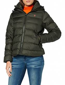 G-STAR RAW Damen Jacket Whistler hdd puffer Wmn, Asfalt B958-995, Large von G-STAR RAW
