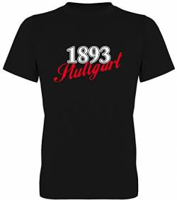 G-graphics Herren T-Shirt 1893 Stuttgart 078.237 (2XL) von G-graphics