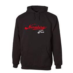 G-graphics Nürnberg Fan Hooded Sweat Hoodie 078.602 (XL) von G-graphics