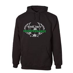 G-graphics Stolzer Hannoveraner Hooded Sweat Hoodie 078.543 (M) von G-graphics