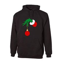 G-graphics Unisex Hoodie Grinch 078.0842 (S) von G-graphics