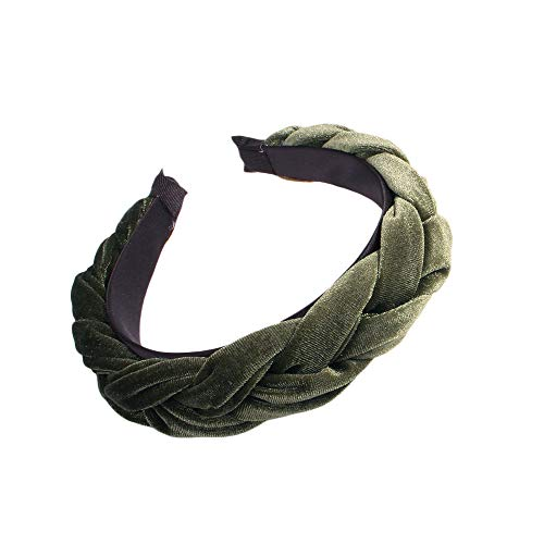 Haarreif Haarband Boheme KNOTEN Schleife Haarschmuck CHIFFON  Kashmir-Design