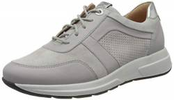 Ganter Damen GISELLE-G Sneaker, Grau (lightgrey 6700), 41 EU (7.5 UK) von Ganter