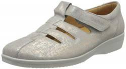 Ganter Damen SENSITIV Inge-I Slipper, Grau (Grey 6000), 37.5 EU von Ganter