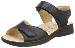 Ganter Monica, Weite G 5-202591-01000 Damen Sandalen, Blau (ocean 3000), 41 EU (7 UK) von Ganter