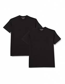 Garage Herren Shirt/ T-Shirt, 2 er Pack 0101, Schwarz (black), 56/58 (XL) von Garage
