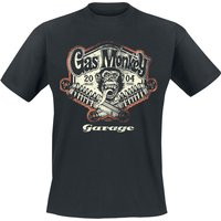 Gas Monkey Garage Spring Coils  T-Shirt  schwarz von Gas Monkey Garage