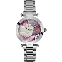 Gc Lady Chic Damenchronograph in Silber Y21004L3 von GC