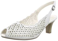 Gerry Weber Shoes Damen Kitty 03 Slingback, Weiß (Weiss 000), 39 von Gerry Weber Shoes
