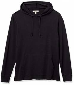 Goodthreads Heavyweight Long-Sleeve Pullover Hoodie Fashion-t-Shirts, schwarz, XS von Goodthreads