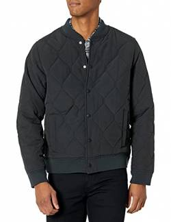 Goodthreads Liner quilted-lightweight-jackets, Black, Medium von Goodthreads