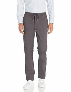 "Goodthreads Slim-Fit Performance Drawstring casual-pants, Grey, XX-Large/32"" Inseam von Goodthreads"