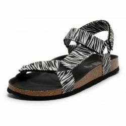 Grand Step Shoes - Women's Leo - Sandalen Gr 36;37;38;39;40;41;42;43 schwarz von Grand Step Shoes