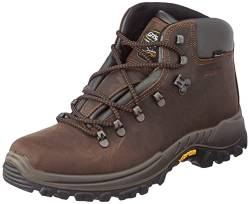 Grisport Men's Avenger Hiking Boot Brown CMG627 8 UK von Grisport