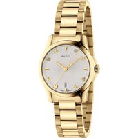 Gucci G-Timeless Damenuhr in Gold YA126576 von Gucci