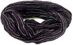 Guru-Shop Magic Hairband, Dread Wrap, Schlauchschal, Stirnband, Mütze, Herren/Damen, Loopschal Violett, Baumwolle, Size:One Size, Stirnbänder Alternative Bekleidung von Guru-Shop