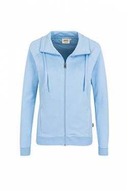 Hakro WOMEN-SWEATJACKE COLLEGE # 406 (3XL, ice-blue) von HAKRO