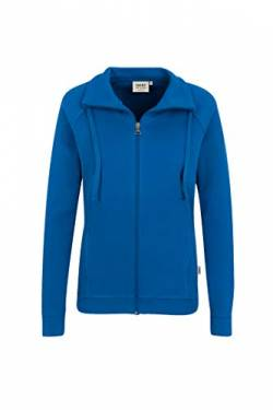 Hakro WOMEN-SWEATJACKE COLLEGE # 406 (XS, royal) von HAKRO
