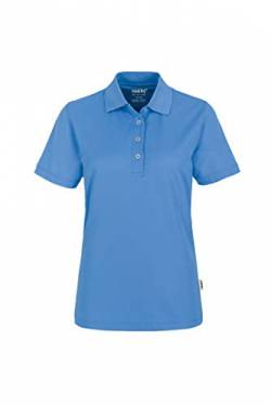 Hakro Women Polo Coolmax®, malibu-blue, 3XL von HAKRO