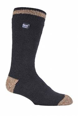 Heat Holders - Herren Thermosocken Winter Warm 2.3 tog Socken (39-45 eur, Uppingham) von HEAT HOLDERS