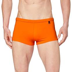 HOM Herren Sunlight Swim Shorts Badehose, Orange Fluo 00jx, X-Large von HOM