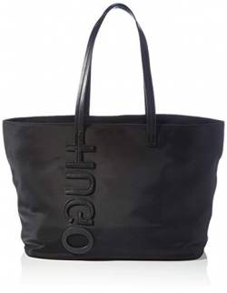HUGO Damen Chelsea NP Shopper, Black2, Normal von HUGO