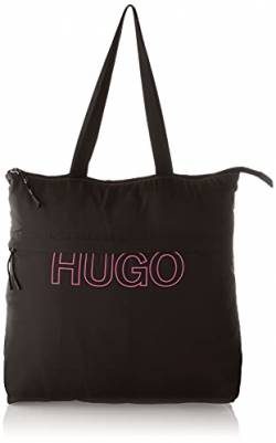 HUGO Damen Reborn Shopper, Black2, ONESI von HUGO