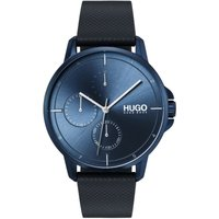 HUGO #FOCUS #Focus Herrenuhr in Blau 1530033 von HUGO
