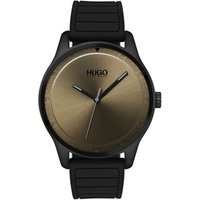 HUGO #MOVE #Move Herrenuhr in Schwarz 1530041 von HUGO