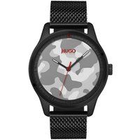 HUGO #MOVE #Move Herrenuhr in Schwarz 1530052 von HUGO