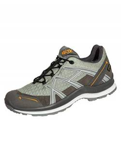 Haix Black Eagle Adventure 2.2 GTX Ws Low/Cloud-orange Funktionaler Freizeitschuh als Damenmodell mit Gore-TEX. 40 von Haix